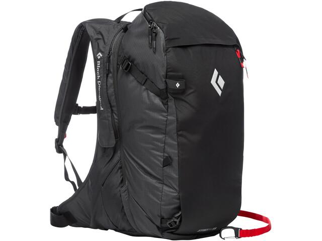 Black Diamond JetForce Pro Plecak lawinowy 35l, black